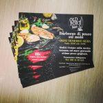 volantino promozione ristorante